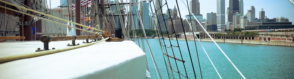 Chicago Bound For Tall Ships