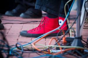 Red Shoes Jam