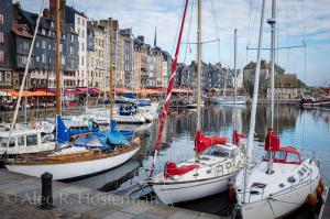 Fishing Village II - Honfleur, Normandy