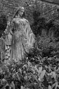 Mary - Mont Saint-Michel, Normandy