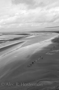 The Tide - Mont Saint-Michel, Normandy