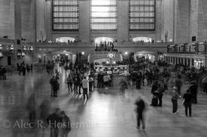 Ghosts of Union Station - New York, NY