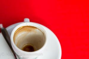 Cafe - Honfleur, France