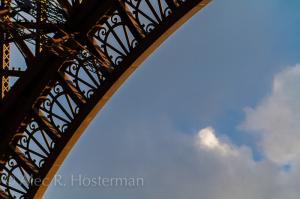 Eiffel Tower at Dusk - Paris, France